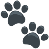 Paw Prints on Messenger 1.0