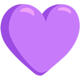 Purple Heart on Messenger 1.0