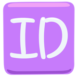 ID Button on Messenger 1.0