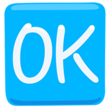 OK Button on Messenger 1.0