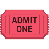 Admission Tickets on Facebook 2.0