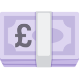 Pound Banknote on Facebook 2.0