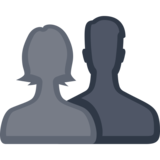 Busts in Silhouette on Facebook 2.0