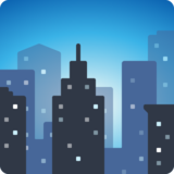 Cityscape on Facebook 2.0
