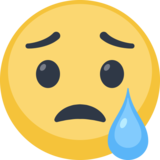 Crying Face on Facebook 2.0