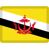 Flag: Brunei on Facebook 2.0