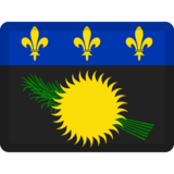 Flag: Guadeloupe on Facebook 2.0