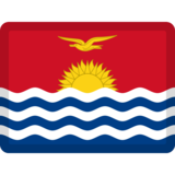 Flag: Kiribati on Facebook 2.0