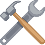 Hammer and Wrench on Facebook 2.0