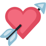 Heart With Arrow on Facebook 2.0