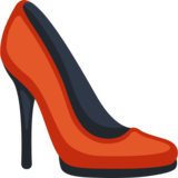 High-Heeled Shoe on Facebook 2.0