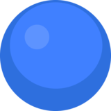 Blue Circle on Facebook 2.0