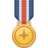 Military Medal on Facebook 2.0