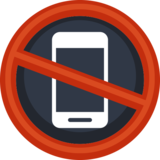 No Mobile Phones on Facebook 2.0