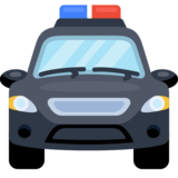 Oncoming Police Car on Facebook 2.0