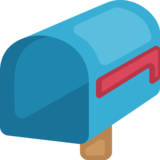 Open Mailbox with Lowered Flag on Facebook 2.0