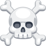 Skull and Crossbones on Facebook 2.0