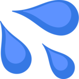 Sweat Droplets on Facebook 2.0
