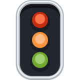 Vertical Traffic Light on Facebook 2.0