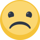 Frowning Face on Facebook 2.0