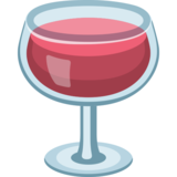 Wine Glass on Facebook 2.0
