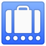 Baggage Claim on Google Android 8.0