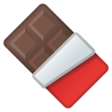 Chocolate Bar on Google Android 8.0