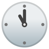 Eleven O'Clock on Google Android 8.0