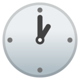 One O'Clock on Google Android 8.0