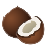 Coconut on Google Android 8.0