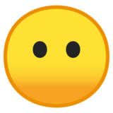 Face Without Mouth on Google Android 8.0