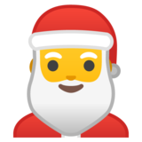 Santa Claus on Google Android 8.0