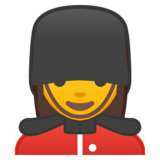 Woman Guard on Google Android 8.0