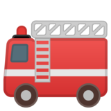 Fire Engine on Google Android 8.0