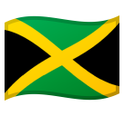 Flag: Jamaica on Google Android 8.0