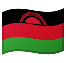 Flag: Malawi on Google Android 8.0