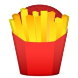 French Fries on Google Android 8.0