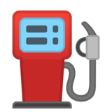 Fuel Pump on Google Android 8.0