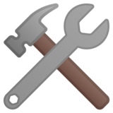 Hammer and Wrench on Google Android 8.0