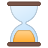Hourglass Done on Google Android 8.0