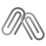 Linked Paperclips on Google Android 8.0