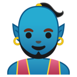 Man Genie on Google Android 8.0