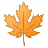 Maple Leaf on Google Android 8.0
