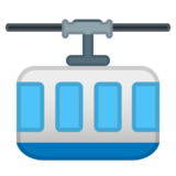 Mountain Cableway on Google Android 8.0