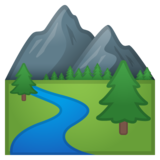 National Park on Google Android 8.0