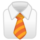 Necktie on Google Android 8.0