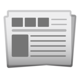Newspaper on Google Android 8.0