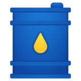 Oil Drum on Google Android 8.0