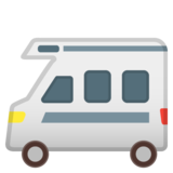 Sport Utility Vehicle on Google Android 8.0