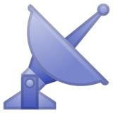 Satellite Antenna on Google Android 8.0